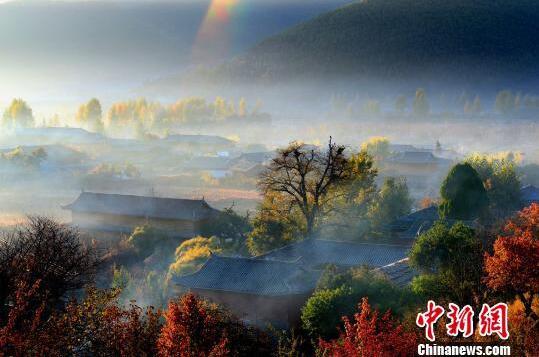 中国四川环泸沽湖国际自行车公开赛被专业平台评定为A级赛事