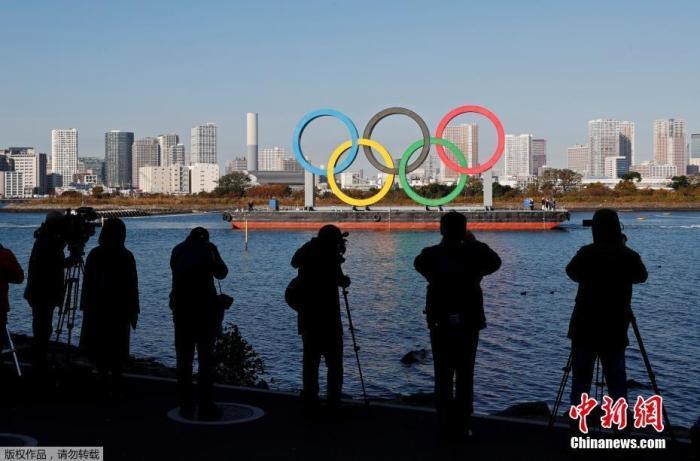 巴赫表明举办东京奥运决心