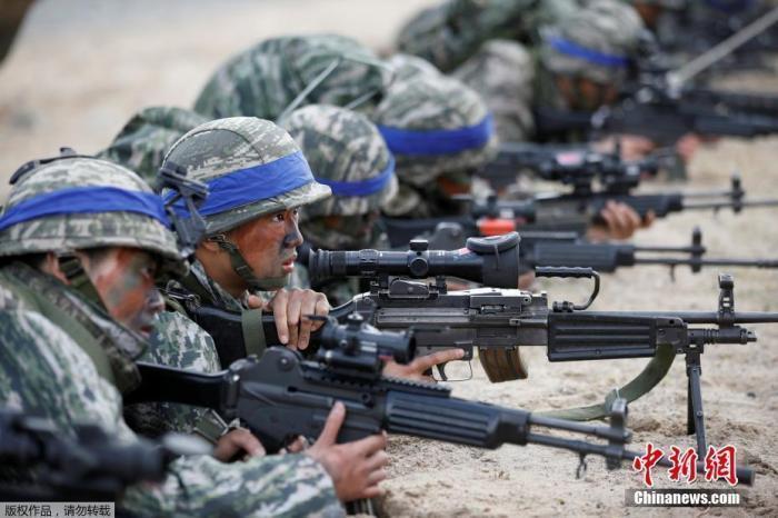 韩美8月能否迎来联合军演?